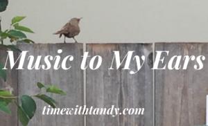 #God, #inspiration, prayer, music to my ears