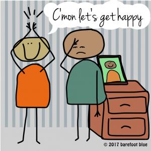 grief, guest blog, emotions, #inspiration
